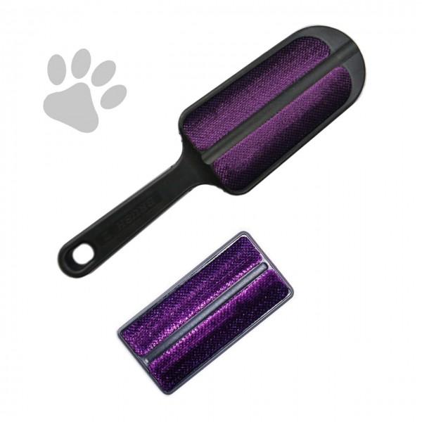 Hundehaare Katzenhaare entfernen Kleiderbürste