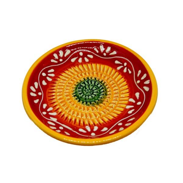 Spanische Reibe Keramikreibe Ingwer Knoblauch Amanecer