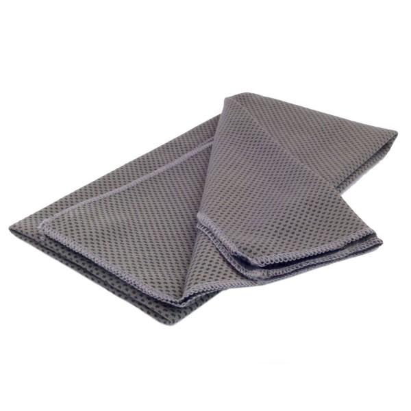 Kühltuch doppellagig cooling towel double layer anthrazit